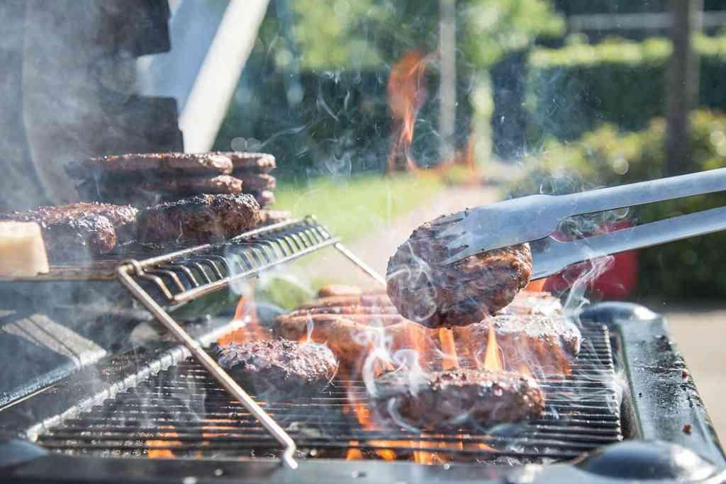 Family Outdoor Activities BBQ