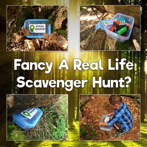 Real Life Scavenger Hunt