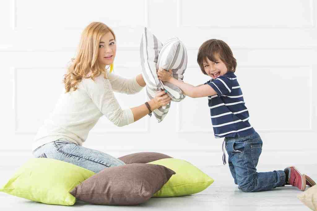Indoor Fun with Kids
