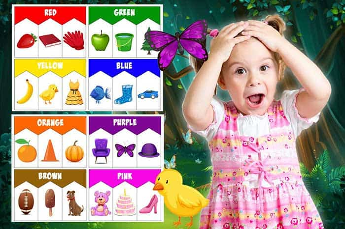 color puzzle for toddlers