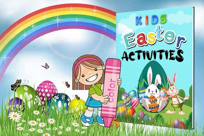 free kids ester activities
