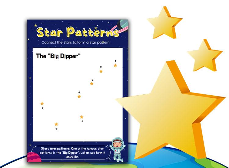 star dot to dot