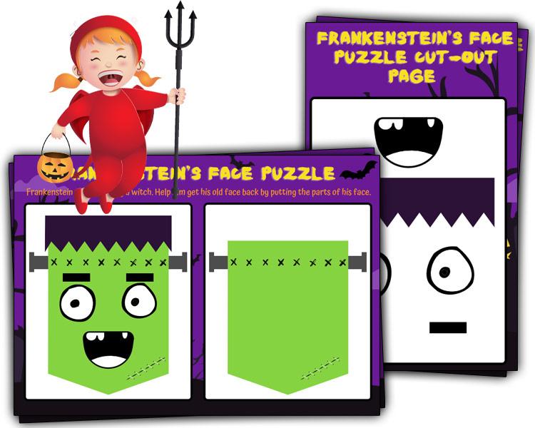 build frankensteins head
