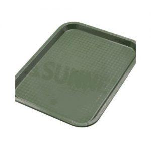 Non sliprytray plastic green 2500