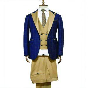 Victor Baron Premium Navy Blue