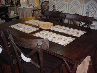 Tile Dining Table | Tile Design Ideas