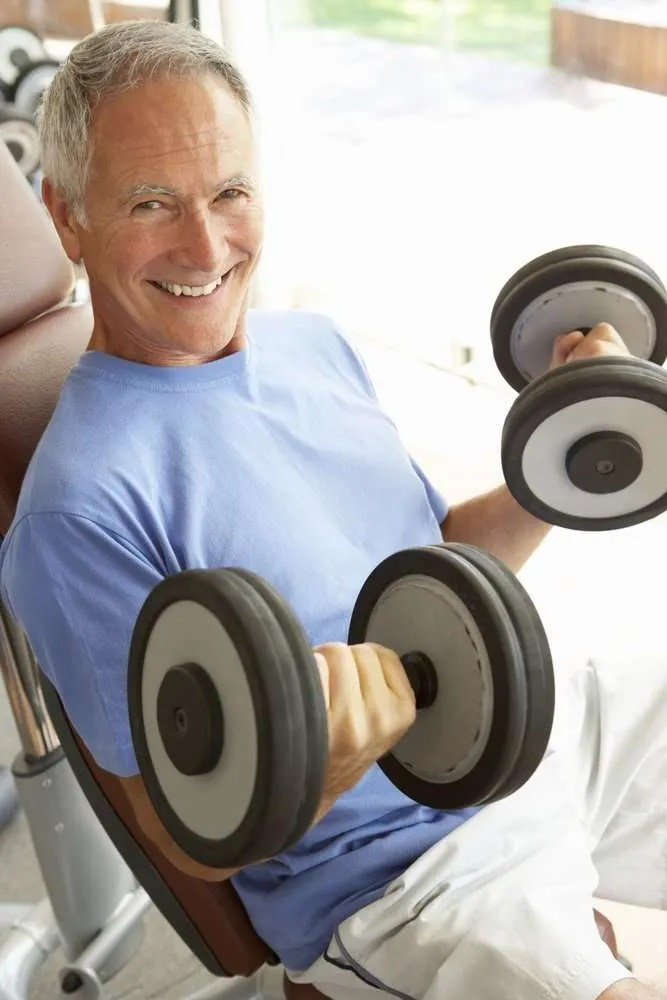 Weight Training For Over 60 - Guidelines And Tips