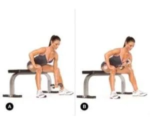 Best Bicep Workout Routine At Home With Dumbbells