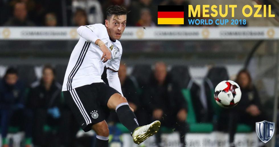 【2018年俄羅斯世界盃】德國焦點球星:厄齊爾 – Sports World