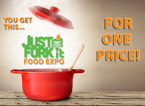 Just Fork it Food Expo
