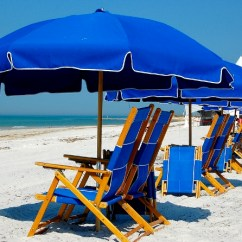 Beach Chairs And Umbrella For Bad Backs Setup Service Just The