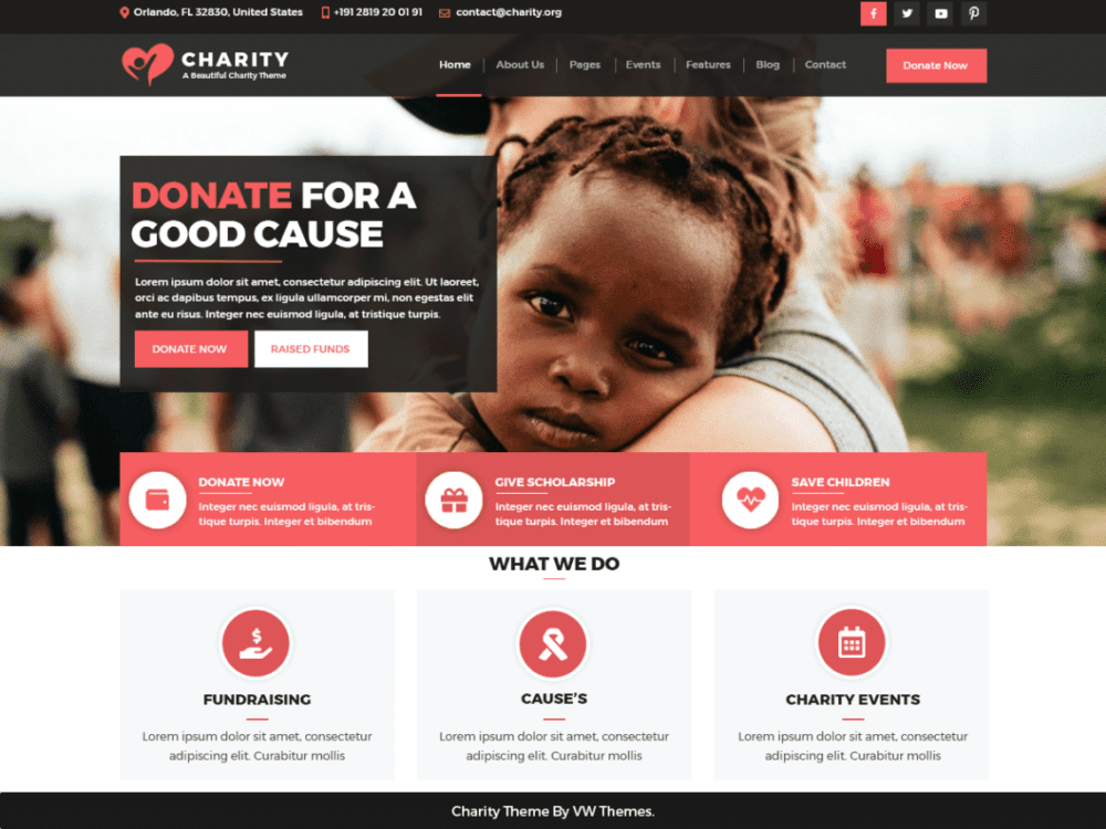 download free vw charity