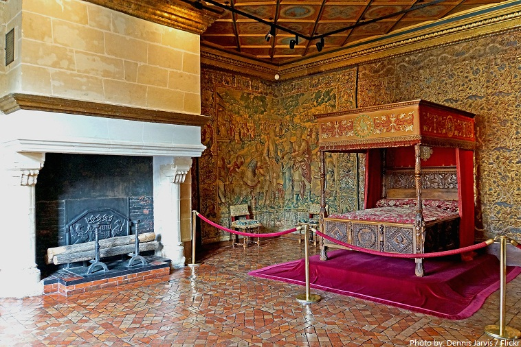 Interesting facts about Chateau de Chenonceau  Just Fun Facts