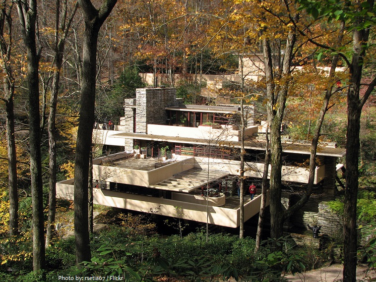 interesting facts about fallingwater