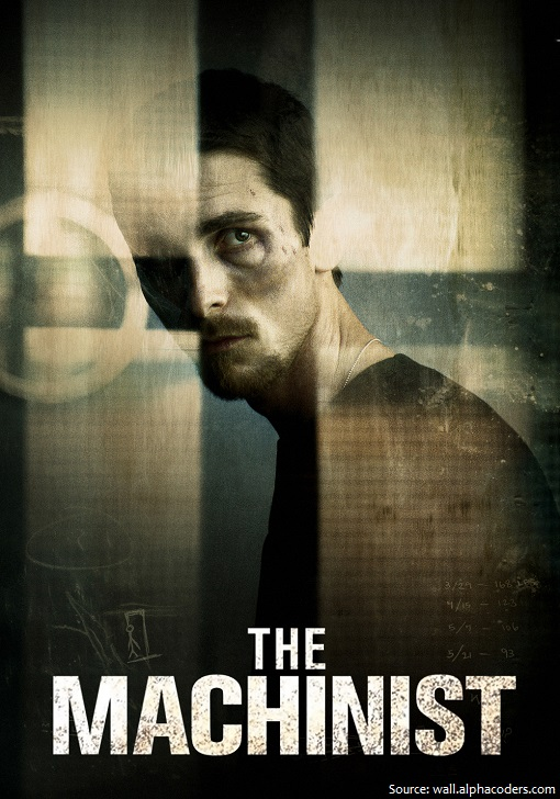 the machinist christian bale
