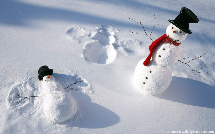 Interesting facts about snowmen   Just Fun Facts