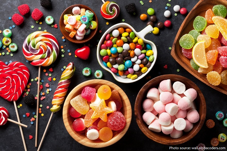 interesting facts about candies