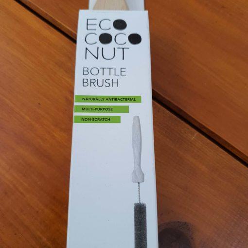 Coconut bottle brush box