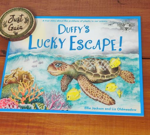 Wild Tribe Heroes Book - Duffy's Lucky Escape!