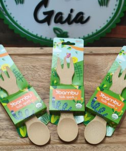 Order this Children's bamboo spork (Organic & Resuable) Halifax | UK