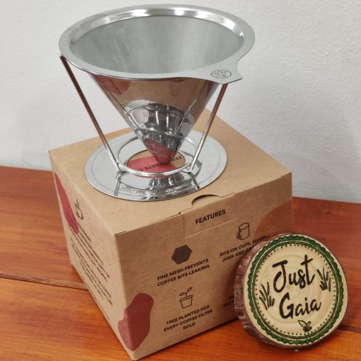 Reusable Coffee Filter Cone