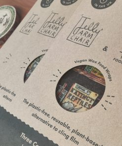 Vegan Wax wrap Halifax | uk