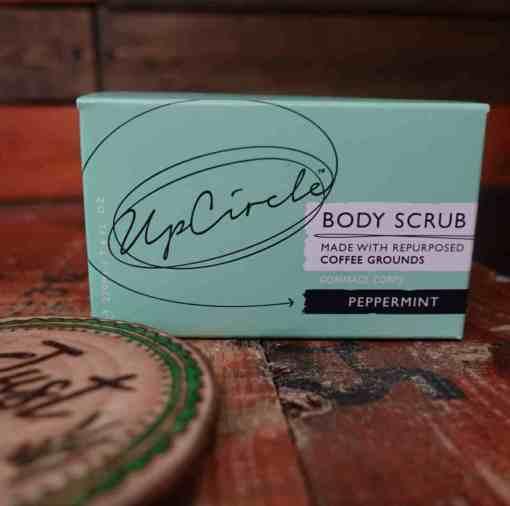 UpCircle body scrub