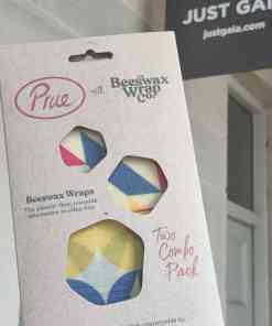 Prue Leith Beeswax Wraps