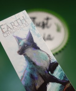 Hannah and The Hollow Tree bookmark