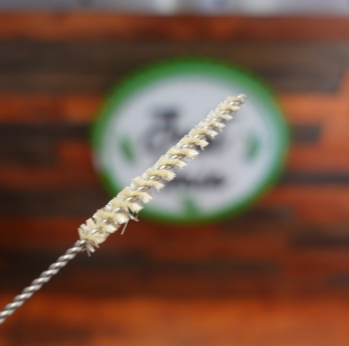 natural fibre Straw Cleaner