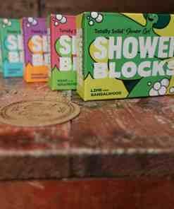 solid shower gel