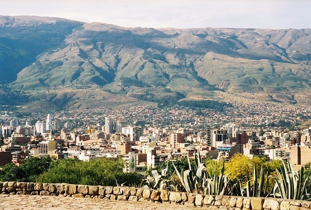 BNA > Santa Cruz de la Sierra, Bolivia: Flight & 7 nights: $655- May-Jul (Including Summer Break)