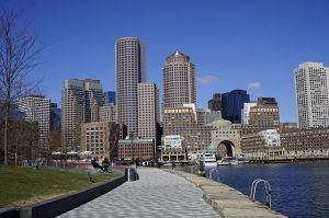 BNA> Boston, Massachusetts: $107 round-trip