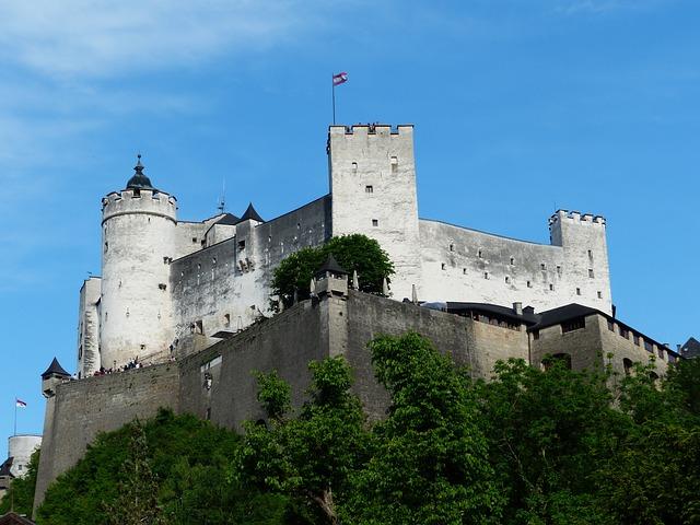 BNA > Salzburg, Austria: $823 round-trip- Oct-Dec