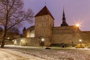 BNA> Tallinn, Estonia: Flight & 7 nights: $646 – Dec-Feb (Including MLK Weekend)