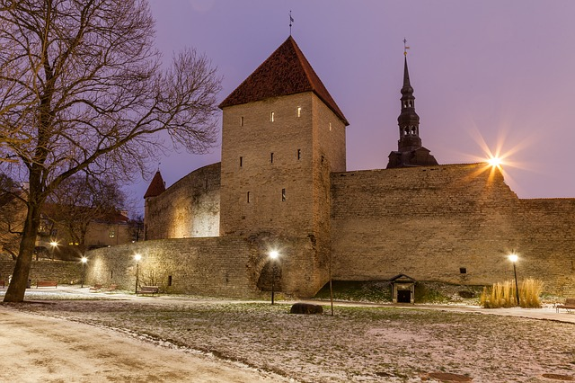 BNA > Tallinn, Estonia: Flight & 7 nights: $624- Feb-Apr