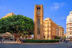 BNA> Beirut, Lebanon: Flight & 8 nights: $1,238 – Oct-Dec (Including Thanksgiving)