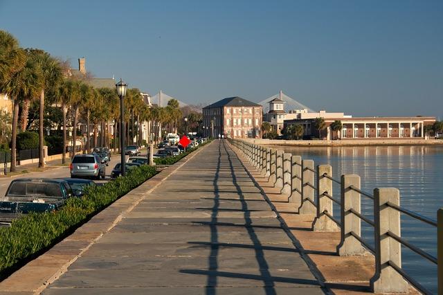 BNA > Charleston, South Carolina: $144 round-trip- Feb-Apr (Including Spring Break)