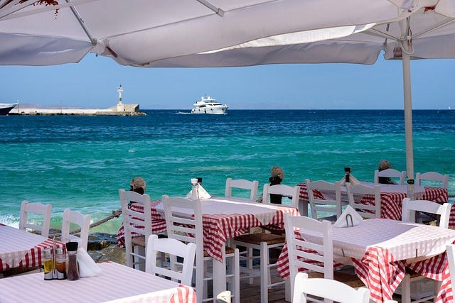 BNA > Mykonos, Greece: $746 round-trip- Sep-Nov (Including Fall Break)
