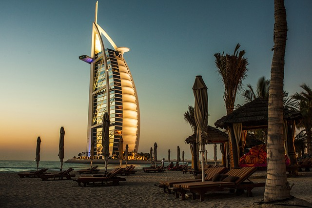 DEN > Dubai in November: $904 including 7 nights