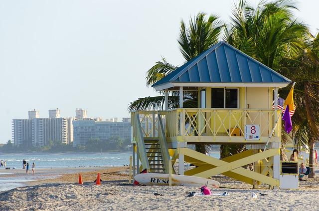 DEN > Miami: $243 including 7 nights