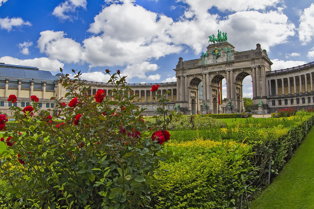 DEN > Brussels: $353 round-trip or $487 including 8 nights