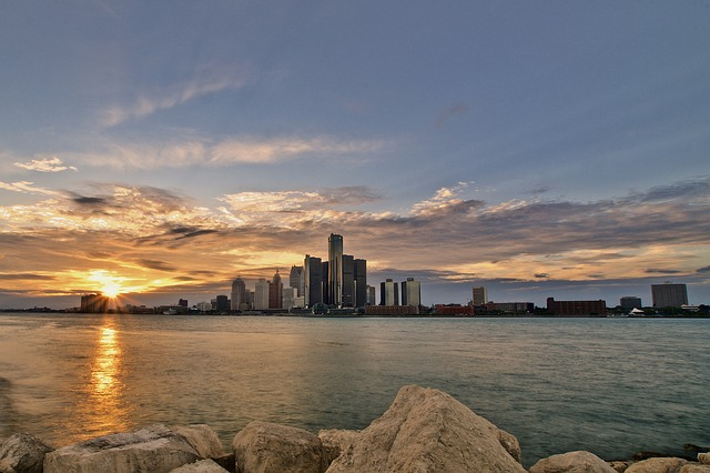 Weekend fare: DEN > Detroit: $78round-trip