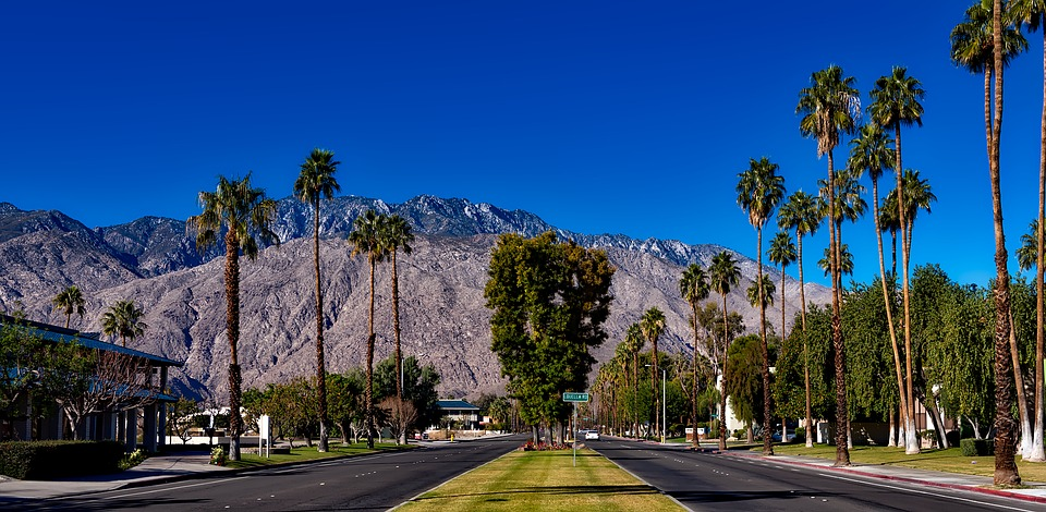 [SOLD OUT] DEN > Palm Springs, California: $39 round-trip (May/Jun) Members Only