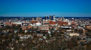 DEN> Birmingham, Alabama: $86 round-trip