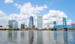 DEN> Jacksonville, Florida: $97 round-trip – Sep-Nov