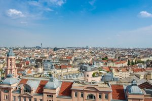– Oct-Dec (Including Thanksgiving) DEN> Vienna, Austria: Flight & 10 nights: $630