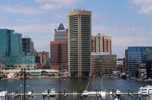 DEN> Baltimore, Maryland: $103 round-trip