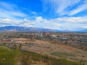 DEN> Tucson, Arizona: $57 round-trip