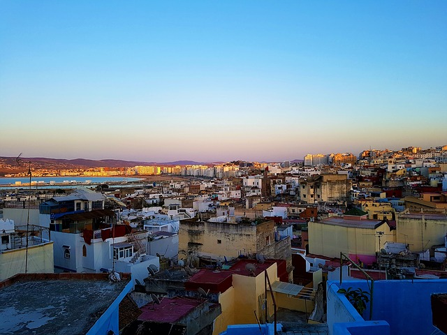 DEN > Tangier, Morocco: $787 round-trip- Apr-Jun
